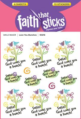 Image for Love You Bunches (Faith That Sticks Stickers)