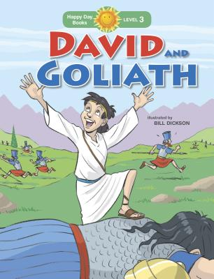 Image for David and Goliath (Happy Day)