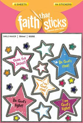 Image for Shine! (Faith That Sticks Stickers)