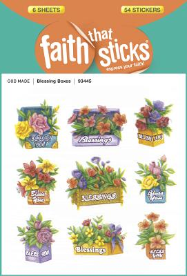 Image for Blessing Boxes (Faith That Sticks)