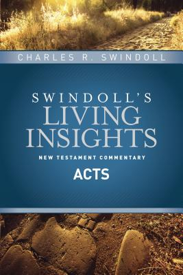 Image for Insights on Acts (Swindoll's Living Insights New Testament Commentary)