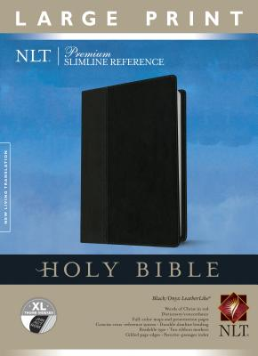 "Image for ""''Premium Slim Ref Bible LP, LLik BLK NLT IDX ''"""