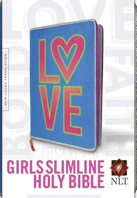 Image for Girls Slimline Bible NLT