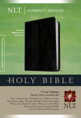 """Image for """"''Compact Edition Bible NLT, TuTone''"""""""