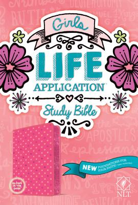 Image for Girls Life Application Study Bible NLT