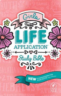 Image for Girls Life Application Study Bible NLT