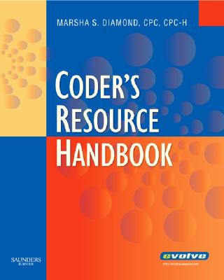 Coder's Resource Handbook, Marsha Diamond CPC CPC-H (Author)