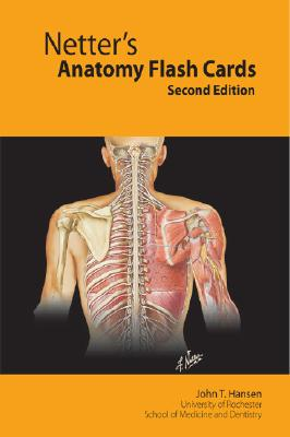 Image for Netter's Anatomy Flash Cards