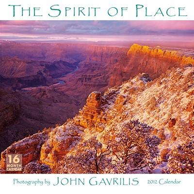 The Spirit of Place 2012 Wall (calendar), John Gavrilis (Photographer)