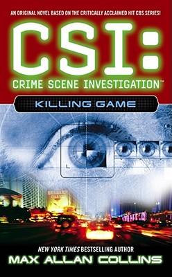 Csi: KILLING GAME, Collins, Max Allan