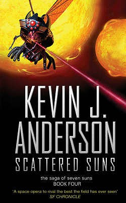 Image for Shattered Suns #4 The Saga of Seven Suns [used book]