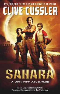 Image for Sahara: A Dirk Pitt Adventure