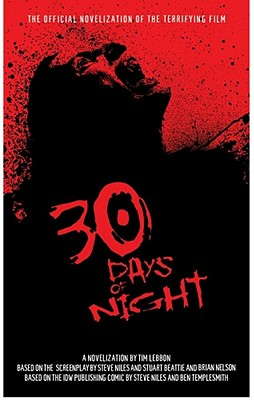 Image for 30 Days of Night (Movie Novelization)