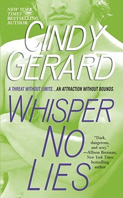 Whisper No Lies (Black Ops, Book 3), CINDY GERARD