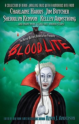 Image for Blood Lite: An Anthology of Humorous Horror Stories Presented by the Horror Writ