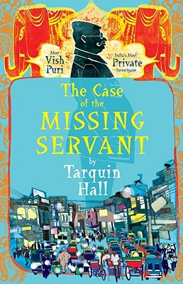 The Case of the Missing Servant, Hall, Tarquin