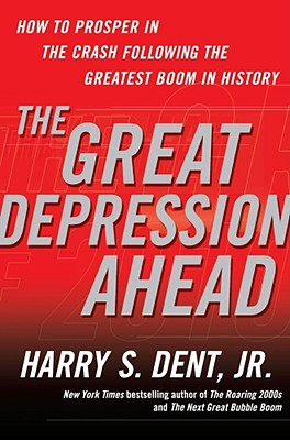 Image for The Great Depression Ahead