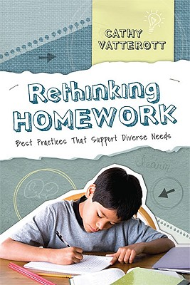 Image for Rethinking Homework: Best Practices That Support Diverse Needs