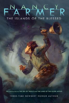 Image for The Islands of the Blessed (Sea of Trolls Trilogy (Paperback))