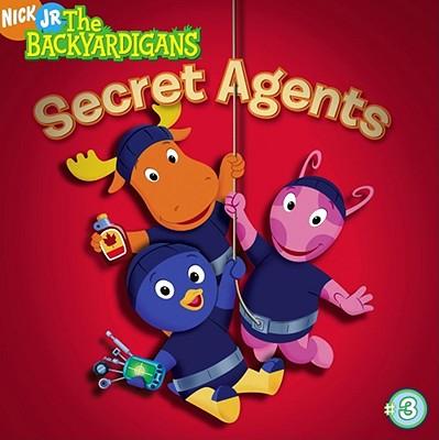 Image for Secret Agents (Nick Jr Backyardigans)