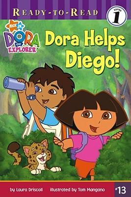 Image for Dora Helps Diego! (Dora the Explorer Ready-to-Read)