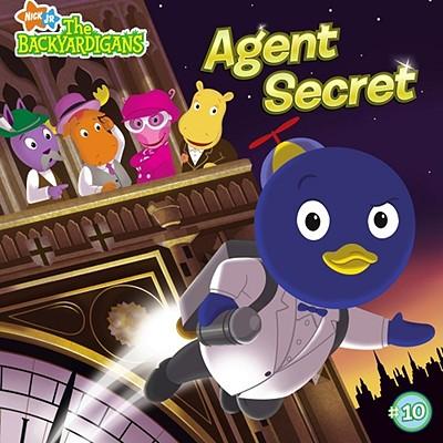 Image for Agent Secret (Backyardigans)