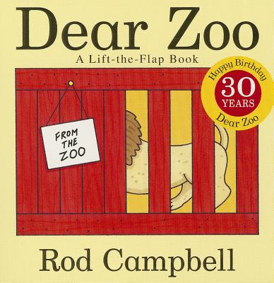 Image for Dear Zoo: A Lift-the-Flap Book