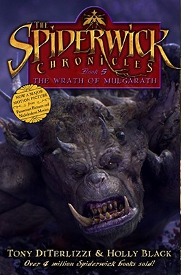 Image for The Wrath of Mulgarath: Movie Tie-in Edition (The Spiderwick Chronicles)