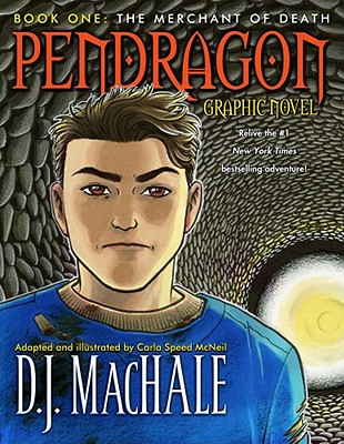 Image for The Merchant of Death: Pendragon Graphic Novel (Pendragon (Graphic Novels))
