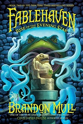 Rise of the Evening Star (Fablehaven), BRANDON MULL