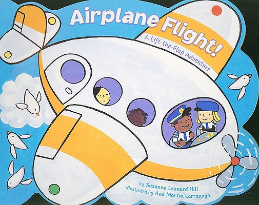 Image for Airplane Flight!: A Lift-the-Flap Adventure