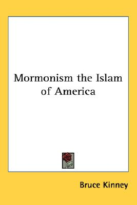 Image for Mormonism the Islam of America