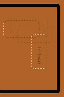 Image for Holy Bible: New King James Version, Sienna / Techno Leathersoft