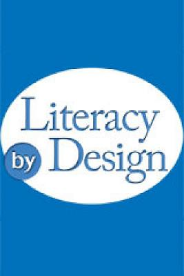 Image for Literacy by Design: Big Book Grade 2 Robot-Cat