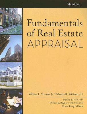 Image for Fundamentals of Real Estate Appraisal