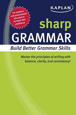 Image for Sharp Grammar: Building Better Grammar Skills (Sharp Series)