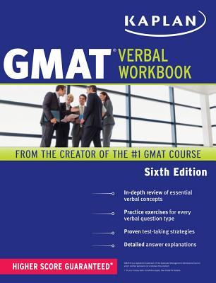 Image for Kaplan GMAT Verbal Workbook