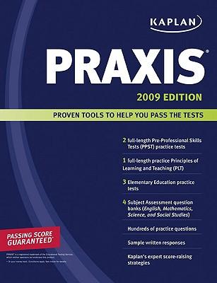 Kaplan Praxis 2009, Kaplan Publishing