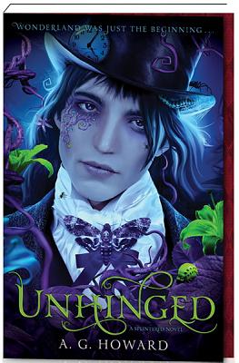 Image for Unhinged (Splintered Series #2)