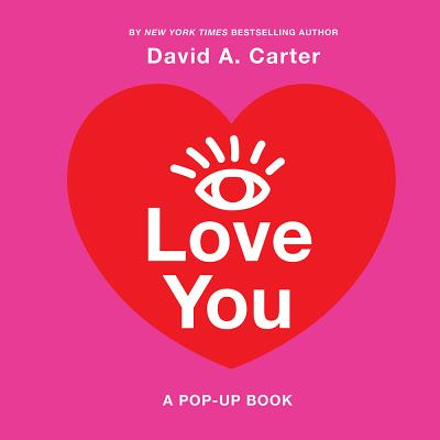 Image for I LOVE YOU: A POP-UP BOOK