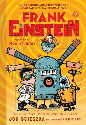 Image for Frank Einstein and the BrainTurbo (Frank Einstein series #3): Book Three