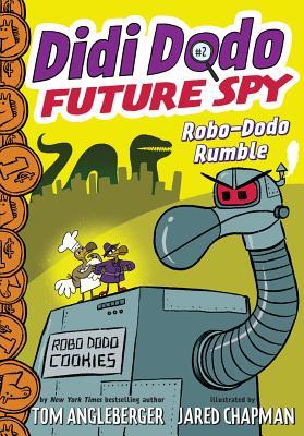 Image for DIDI DODO, FUTURE SPY: ROBO-DODO RUMBLE (DIDI DODO, FUTURE SPY #2)