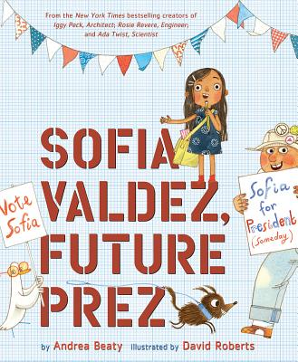Image for Sofia Valdez, Future Prez