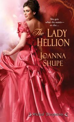 Image for The Lady Hellion (Wicked Deceptions)