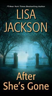 After She's Gone, Lisa Jackson