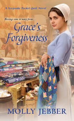Image for Grace's Forgiveness (A Keepsake Pocket Quilt Novel)