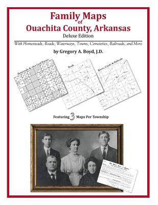 Image for Family Maps of Ouachita County, Arkansas