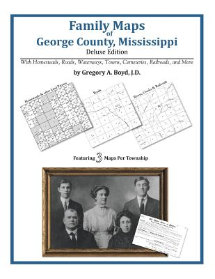 Image for Family Maps of George County, Mississippi