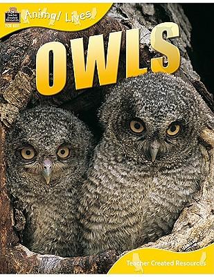 Image for Animal Lives: Owls (Qeb Animal Lives)