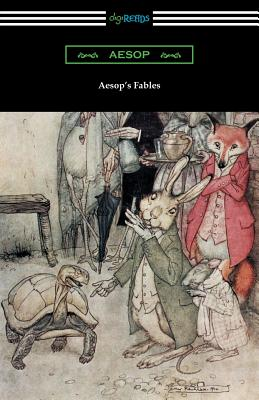 Image for Aesop's Fables (Illustrated by Arthur Rackham with an Introduction by G. K. Chesterton)